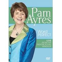 Pam Ayres - Word Perfect. Live at the Theatre Royal Windsor