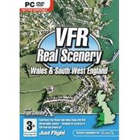 VFR Real Scenery: Wales and South West England (PC DVD)