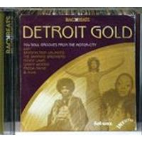 Various Artists - Backbeats (Detroit Gold 70s Soul Grooves from the Motor City) (Music CD)