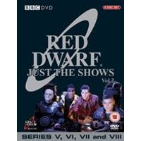 Red Dwarf - Just The Shows - Series 5 To 8