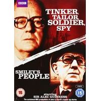 Tinker Tailor Soldier Spy And Smileys People