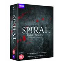 Spiral - Complete Series 1-4 Box Set
