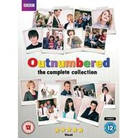 Outnumbered - Series 1-5 Box Set