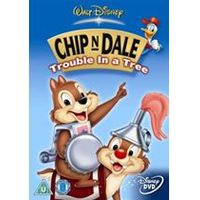 Chip n Dale - Trouble In A Tree