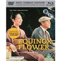 Equinox Flower / There Was A Father (Blu-ray + DVD)