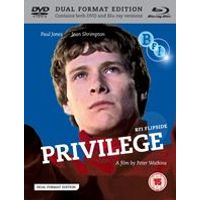 Privilege (DVD & Blu-Ray)