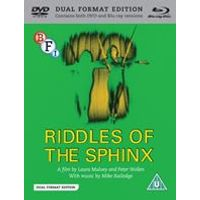 Riddles of the Sphinx (DVD + Blu-ray)