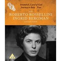 Rossellini & Bergman Collection (Limited Edition Numbered Blu-ray Box Set)