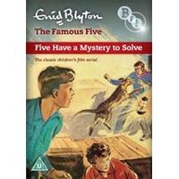 Enid Blytons The Famous Five - Five Have A Mystery To Solve