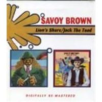 Savoy Brown - Lions Share/Jack The Toad