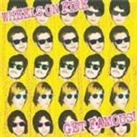 Wheels On Fire - Get Famous (Music CD)