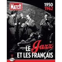 Various Artists - Paris Match (The Histry of Jazz In France (1950-1962)) (Music CD)