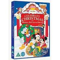 Walt Disney - Celebrate Christmas With Mickey