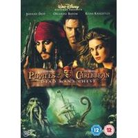 Pirates Of The Caribbean - Dead Mans Chest (1 Disc)
