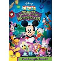 Mickey Mouse Clubhouse: Mickeys Adventures in Wonderland