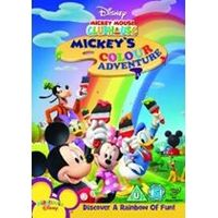 Mickey Mouse Clubhouse: Mickeys Colour Adventure