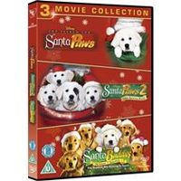 Santa Pups Tripple Pack