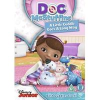 Doc Mcstuffins: A Little Cuddle Goes A Long Way (Vol. 3)