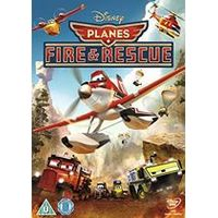 Planes 2: Fire and Rescue