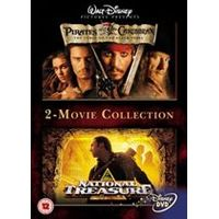 National Treasure / Pirates Of The Caribbean - The Curse Of The Black Pearl