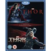 Thor / Thor: The Dark World (Blu-Ray Double Pack)