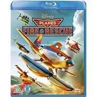 Planes 2: Fire and Rescue (Blu-ray)