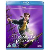 Treasure Planet [Blu-ray]