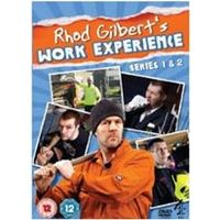 Rhod Gilberts Work Experience - Series 1-2