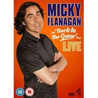Micky Flanagan: Back In The Game - Live