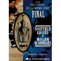 1998 Challenge Cup Final - Sheffield Eagles 17 Wigan Warriors 8