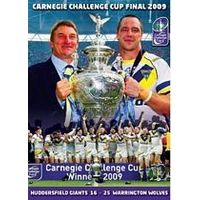 Carnegie Challenge Cup Final 2009 (Rugby League)