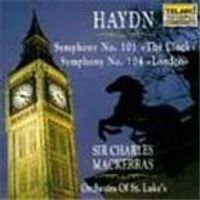 Mackerras - Haydn Symp No 101 And 104