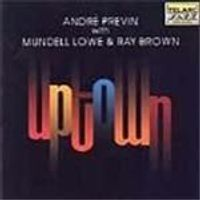 Andre Previn - Uptown