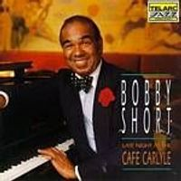 Bobby Short - Late Night At The Cafe Carlyle (Music CD)