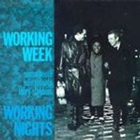 Working Week - Working Nights (Music CD)