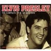 Elvis Presley - Complete 59 And 60 Session, The (Music CD)