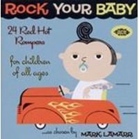 Various Artists - Your Baby (24 Red Hot Rompers) (Music CD)