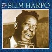 Slim Harpo - The Best Of Slim Harpo (Music CD)