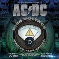 Various Artists - Electronic Adventure to AC/DC (High Voltage Electro Club Remixes/Remixes) (Music CD)