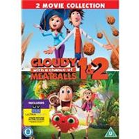 Cloudy With A Chance Of Meatballs/Cloudy With A Chance Of Meatballs 2