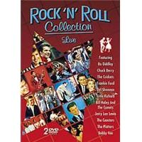 Rock N Roll Collection - Live