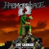 Haemorrhage - Live Carnage (Feasting on Maryland/Live Recording) (Music CD)