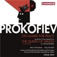 Prokofiev: On Guard for Peace (Music CD)