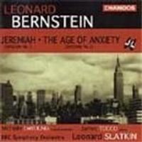 Bernstein: Symphonies No. 1, Jeremiah; No. 2 The Age of Anxiety