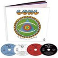 Gong - Radio Gnome Invisible Trilogy (Music CD)