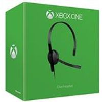 Xbox One Chat Headset (Xbox One)