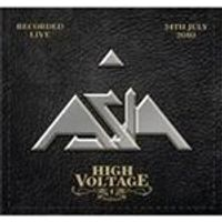 Asia - At High Voltage 2010 (Music CD)