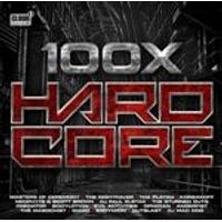 Various Artists - 100 X Hardcore (Music CD)