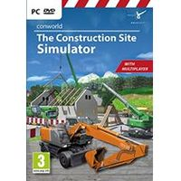 Conworld: The Construction Site Simulator (PC DVD)