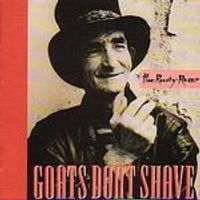 Goats Dont Shave - The Rusty Razor (Music CD)